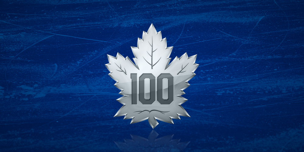 Toronto Maple Leafs: 100th