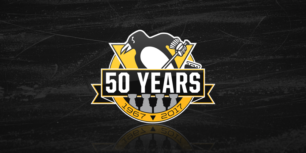 Pittsburgh Penguins: 50th