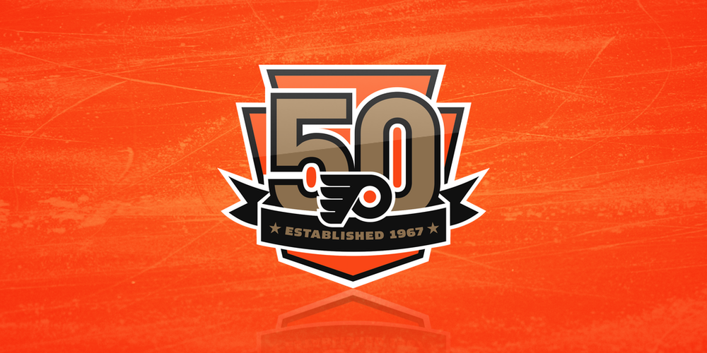 Philadelphia Flyers: 50th