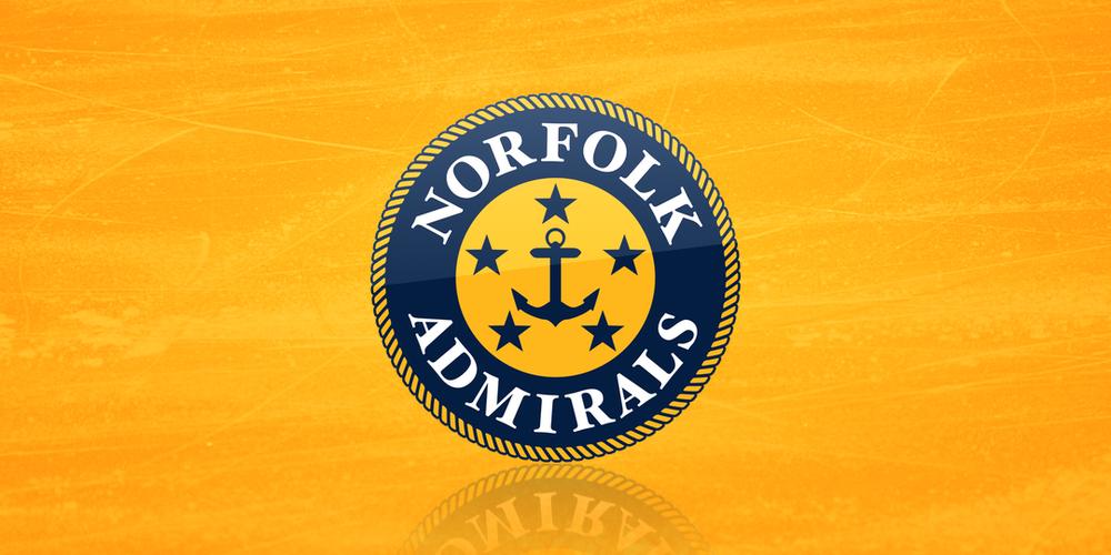 Norfolk Admirals logo, 2017—