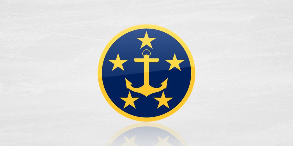 Norfolk Admirals third jersey crest, 2016-17