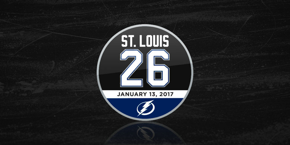 St. Louis #26 Retired