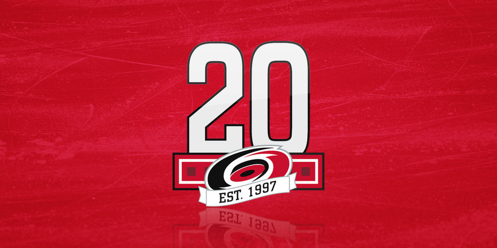 Carolina Hurricanes: 20th