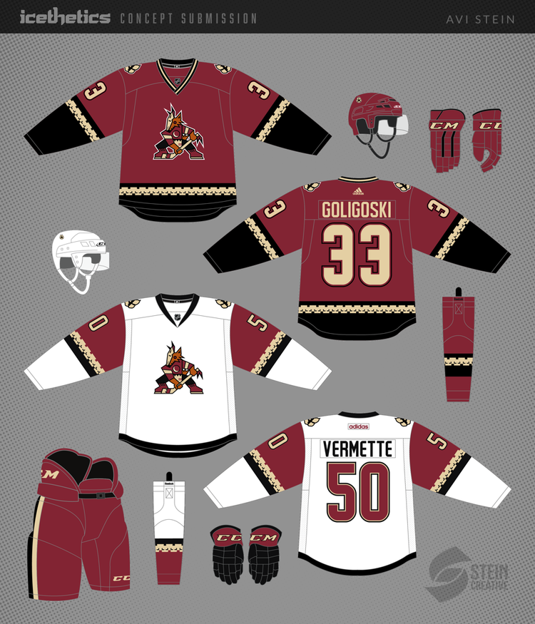 Confirmed with Link  - Coyotes unveiling new third jersey 6 22 ... ab92bf53e