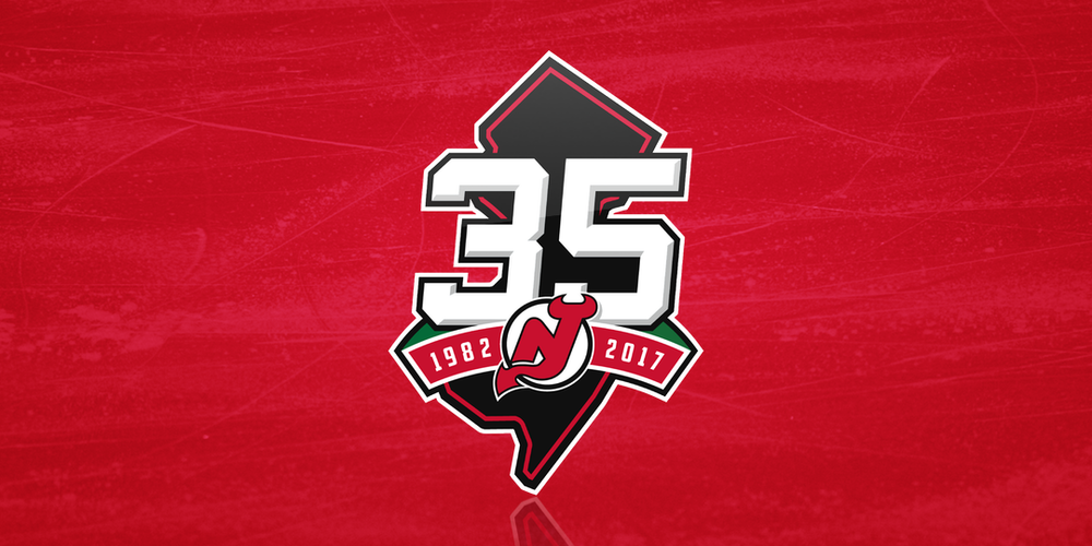 New Jersey Devils: 35th