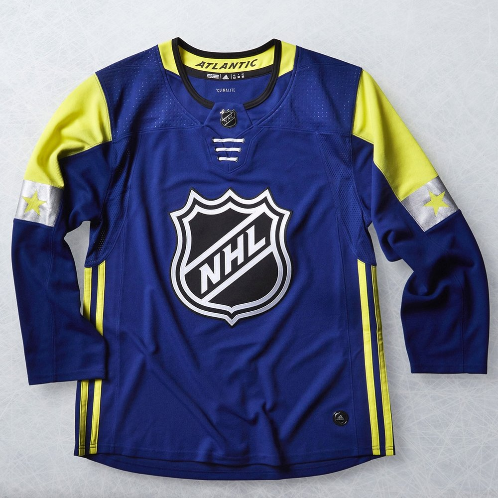 NHL unveils 2018 All-Star jerseys! — icethetics.co 79c9dc9bf01