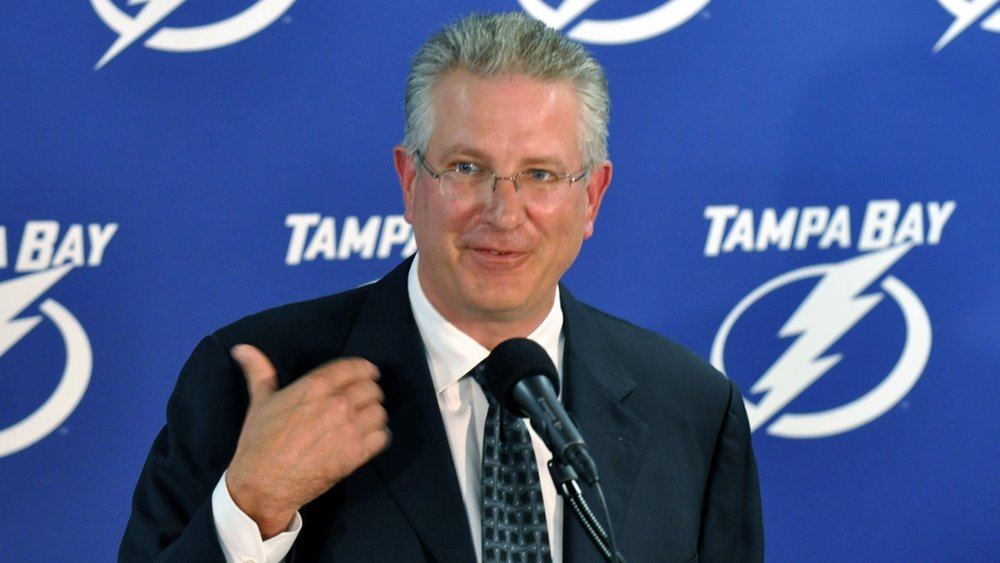 Seattle hockey's future CEO? / Photo: TBO.com
