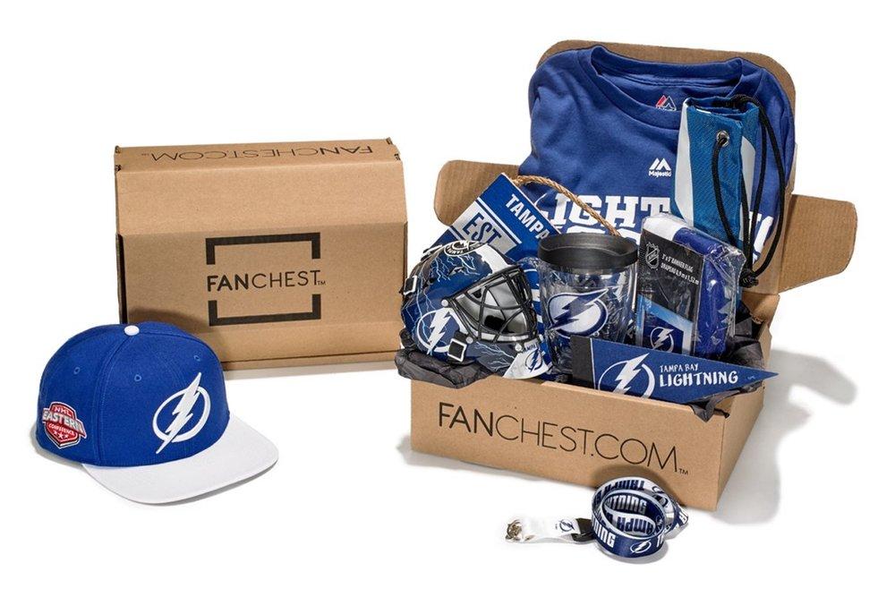 Tampa Bay Lightning FANCHEST IV |  fanchest.com