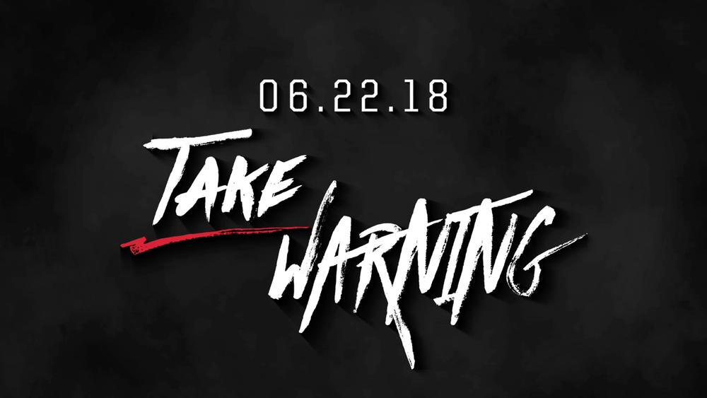 Take Warning / Via Carolina Hurricanes