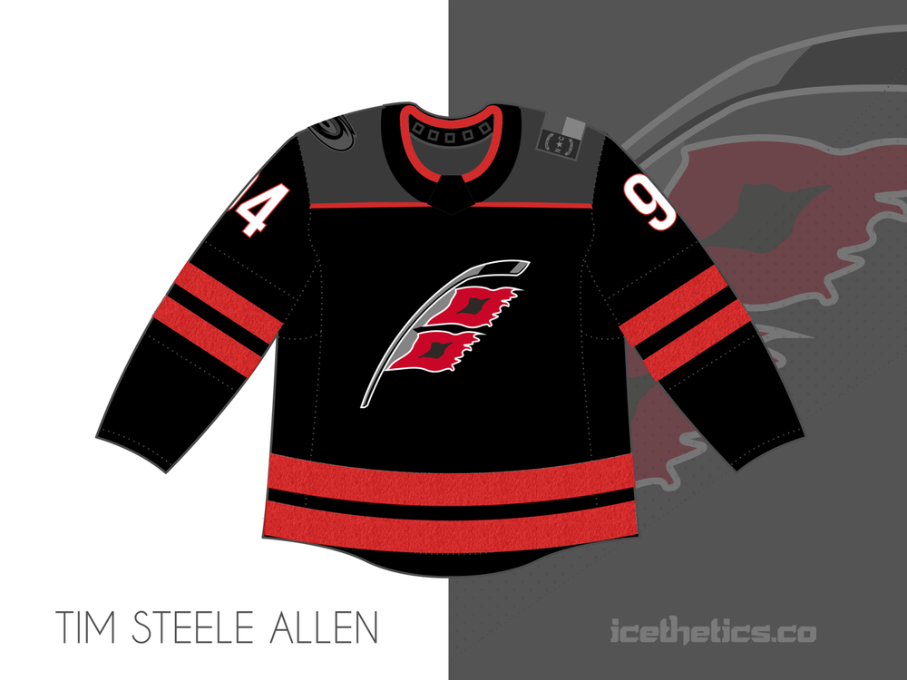 112b252e0 Hurricanes tease new third jersey for 2018-19 — icethetics.co