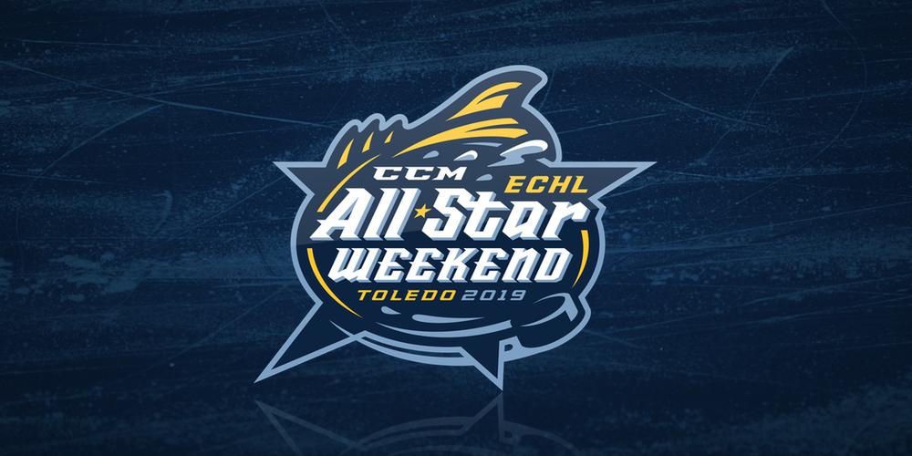 2019 ECHL All-Star Weekend logo