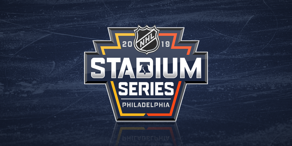 2019 NHL Stadium Series logo