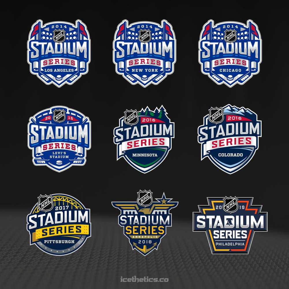 NHL reveals logo for 2019 Stadium Series — icethetics.co 3f7d7126516