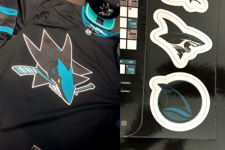 be09884d4 Sharks Switch to Stealth Mode with New Alternate Uniform - Sports ...