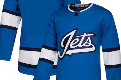 buy cheap a07e0 e0c6a Winnipeg Jets third jersey leaks a day before release ...