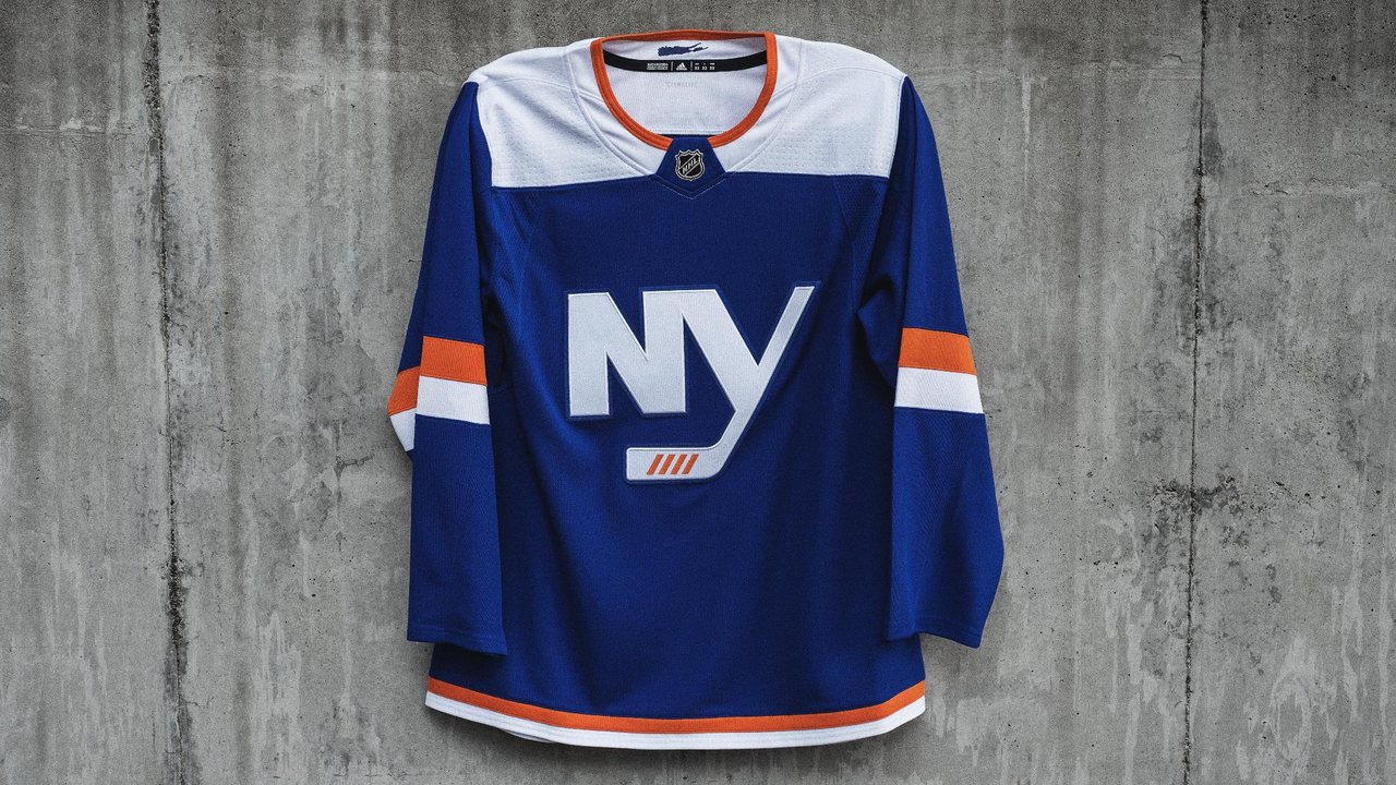New York Islanders officially unveil new third jersey — icethetics.co a01a7cd83
