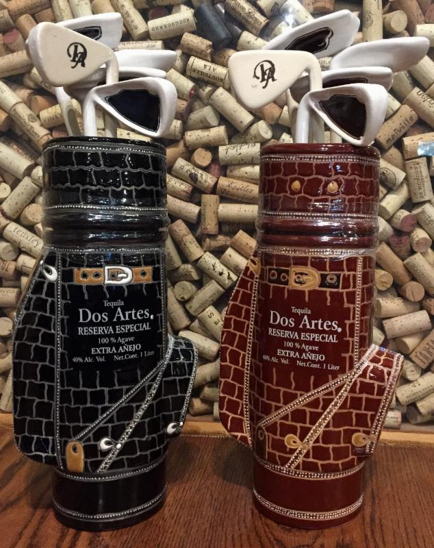The Perfect Tequila for your Masters Party... Dos Artes Reserva Especial Extra Anejo If Tequila isn't your thing, we also stock over 4,000 different wines, over 1,000 craft beers, and over 2,500 spirits (tequilas, vodkas, single malt and blended scotches, cognacs, fine liqueurs, etc.).