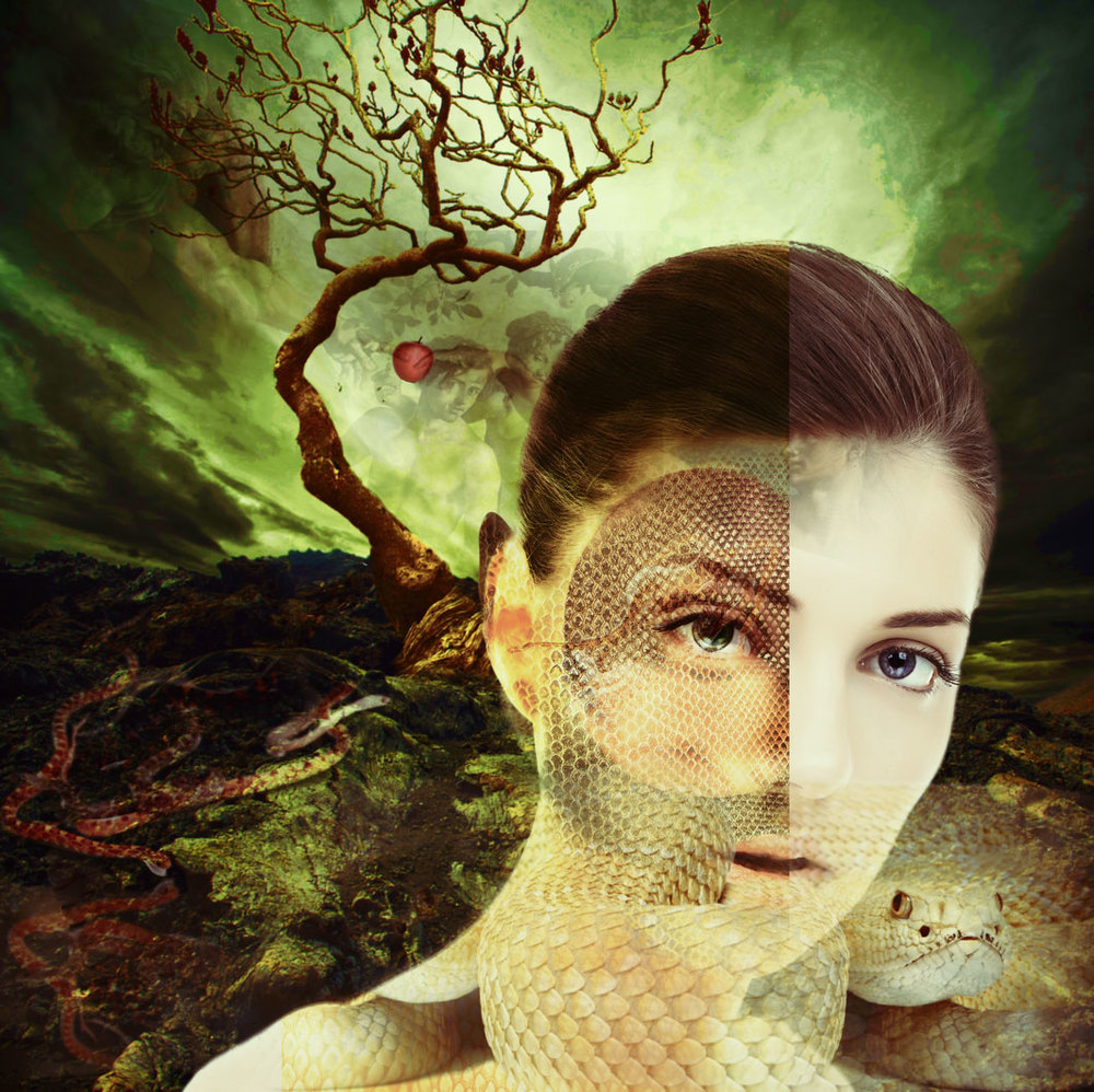 Eve, Garden of Eden