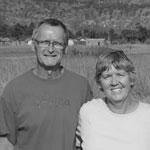 Marj & George Miller - PARKSVILLE, BC
