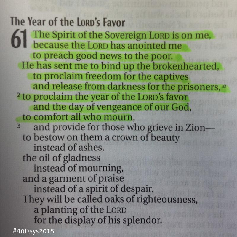 Isaiah 61:1-2