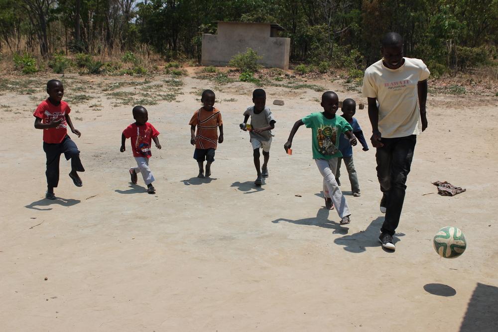 Kalende Community, Zambia