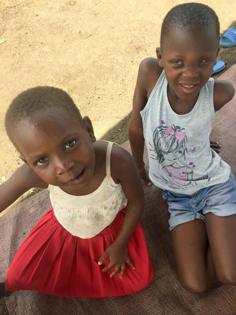 """I was always greeted with warm smiles from these two sweet friends each time I visited the Care Point in Sommerset Community. It was always such a joy to be around them."""