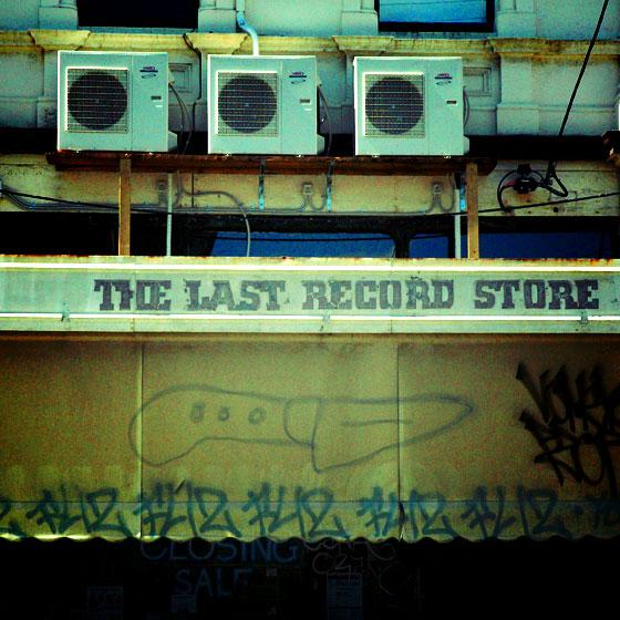 the last record store