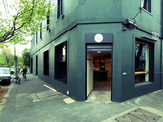 cafe De Clieu, 187 Gertrude Street, Melboune