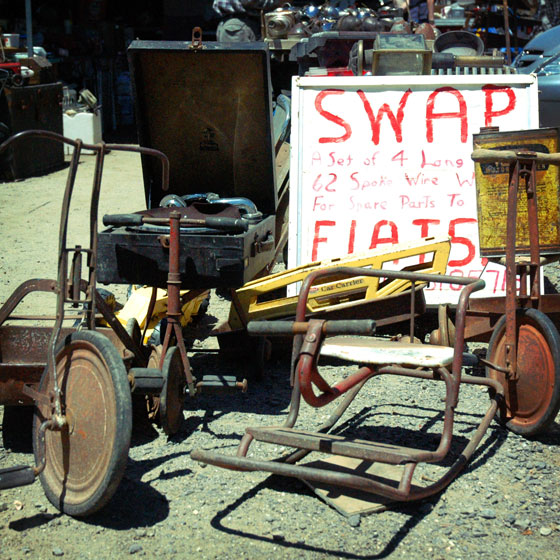 Bendigo Swap Meet