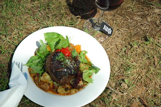 bbq meal in Rutherlgen