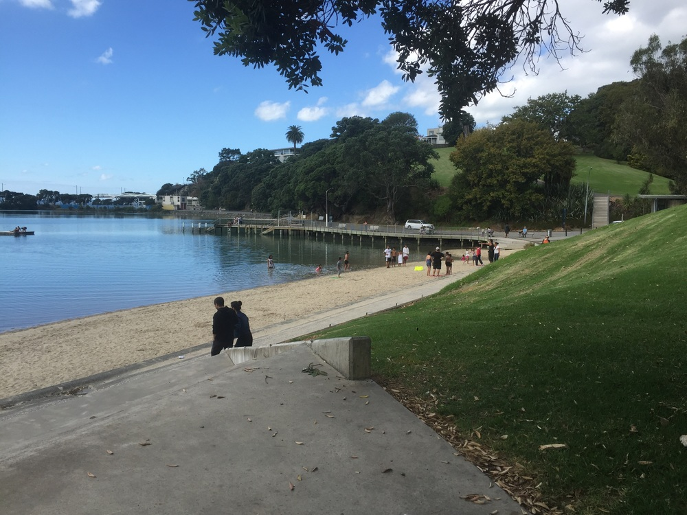 Judges Bay, Parnell, Auckland