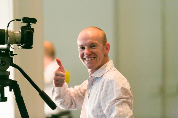 Dave Cowling from D'nM Wedding Films