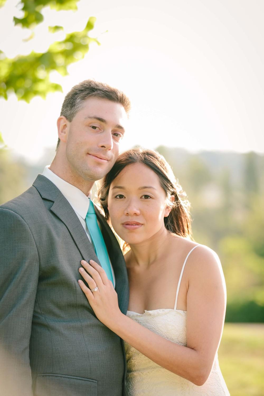 Janice and Richard Wedding Centennial Vineyards Bowral