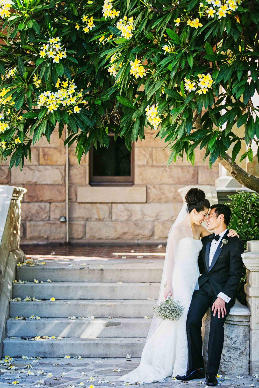 Annie and Joel Wedding Curzon Hall Sydney