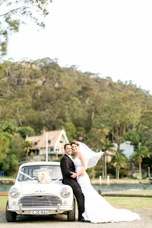 Jes and Ian Wedding Bayview Golf Club Sydney