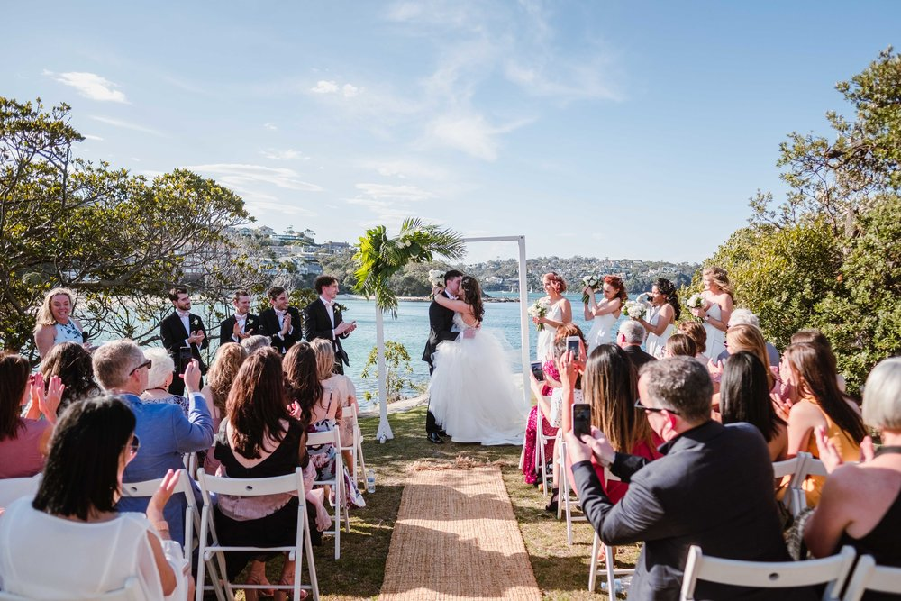 Miriam and Tom Balmoral Beach and Public Dining Room Wedding by Milton Gan Photography 14.jpg