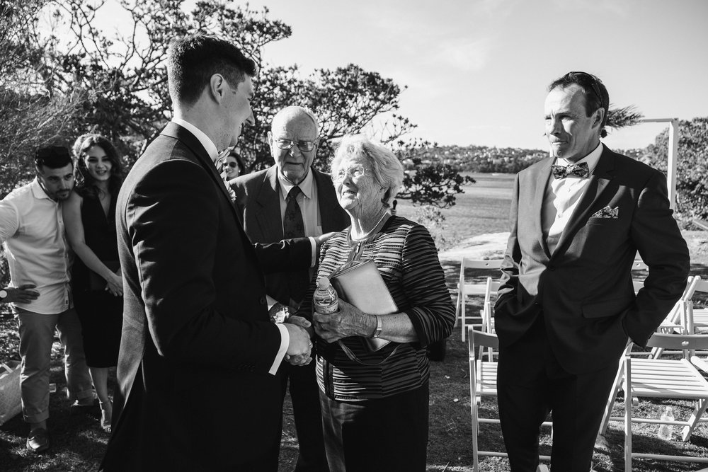 Miriam and Tom Balmoral Beach and Public Dining Room Wedding by Milton Gan Photography 17.jpg