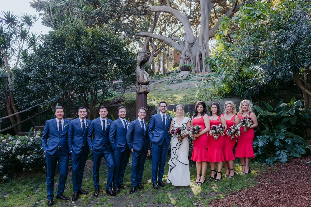 Eliza and Matt Lavender Bay and Athol Hall Mosman Sydney Wedding by Milton Gan Photography 6.jpg