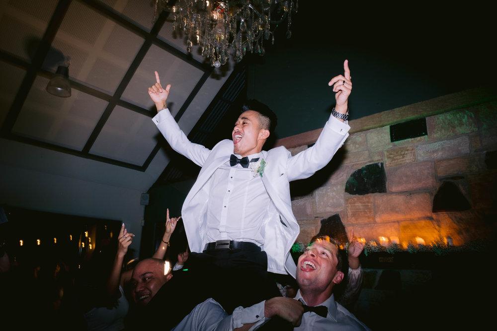 Elle and Ryan's Enzo Wedding at Ironbark Hill Vineyard, Hunter Valley by Milton Gan Photography