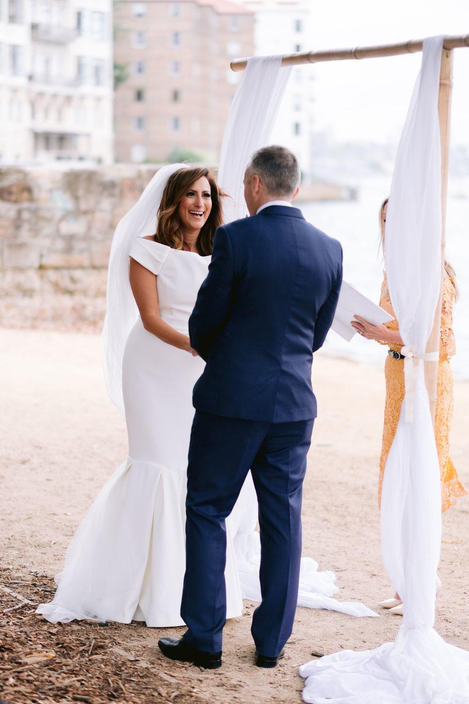 Maha and Matthew Captain Henry Waterhouse Reserve and Aqua Dining Wedding by Milton Gan Photography