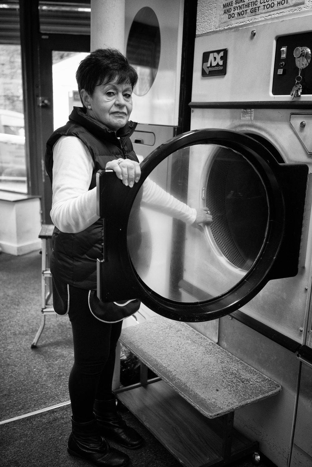 Dowlais laundry.