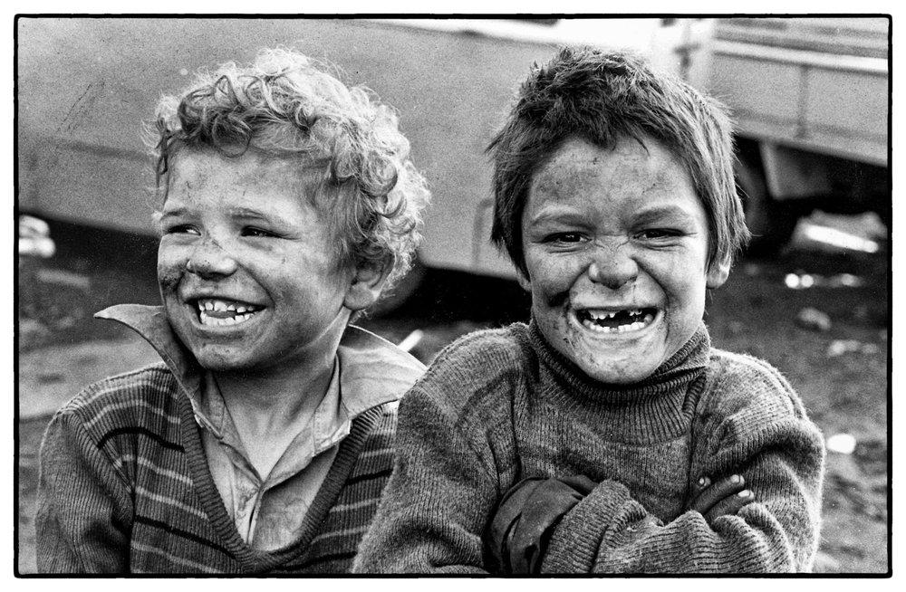Bogey Road, Merthyr Tydfil 1972