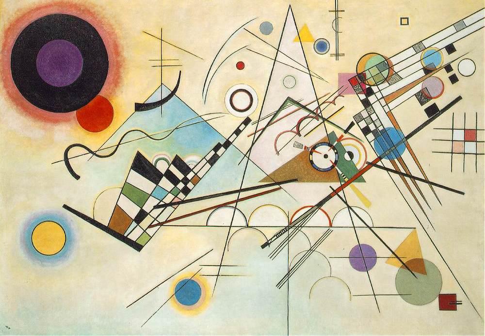 Kandinsky'sComposition VIII (1923)