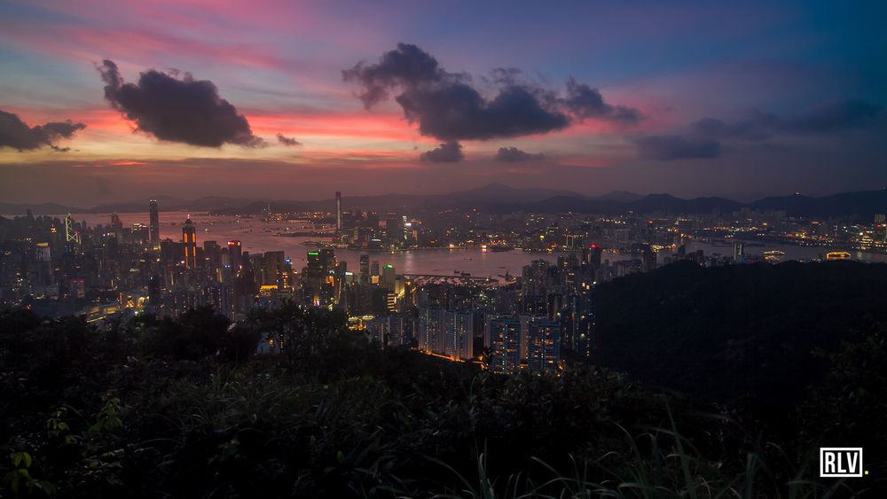 Hong Kong - Jardines Lookout Sunset 270614 1.jpg