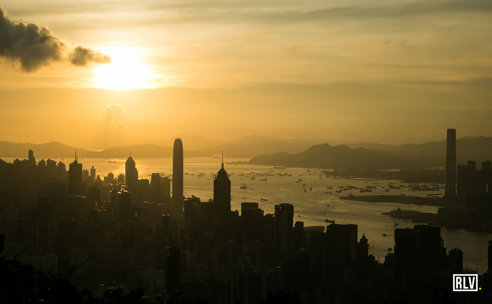 Hong Kong - Jardines Lookout Sunset 270614 4.jpg