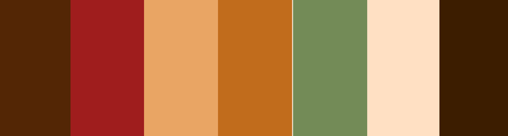 Michael's carefully selected colour palette for his film 'Someone I've Never Met'