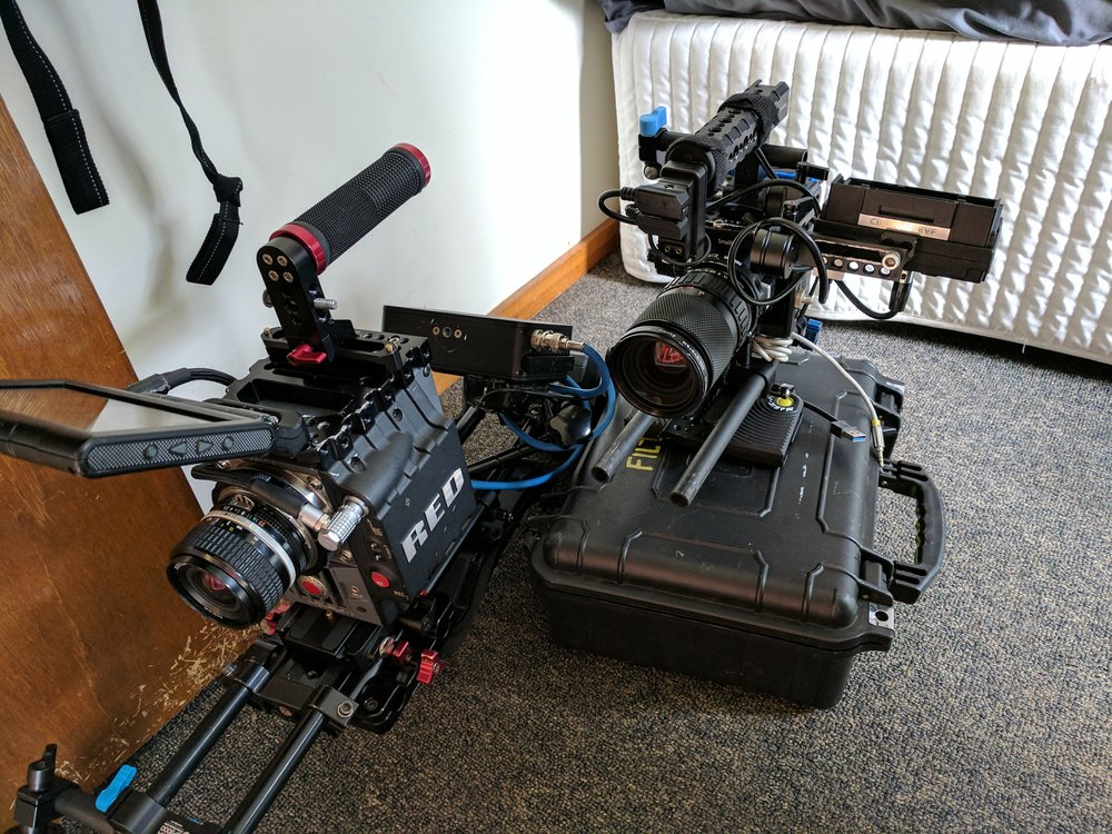 RED Scarlet-X VS the BMMCC > Download the comparison HERE