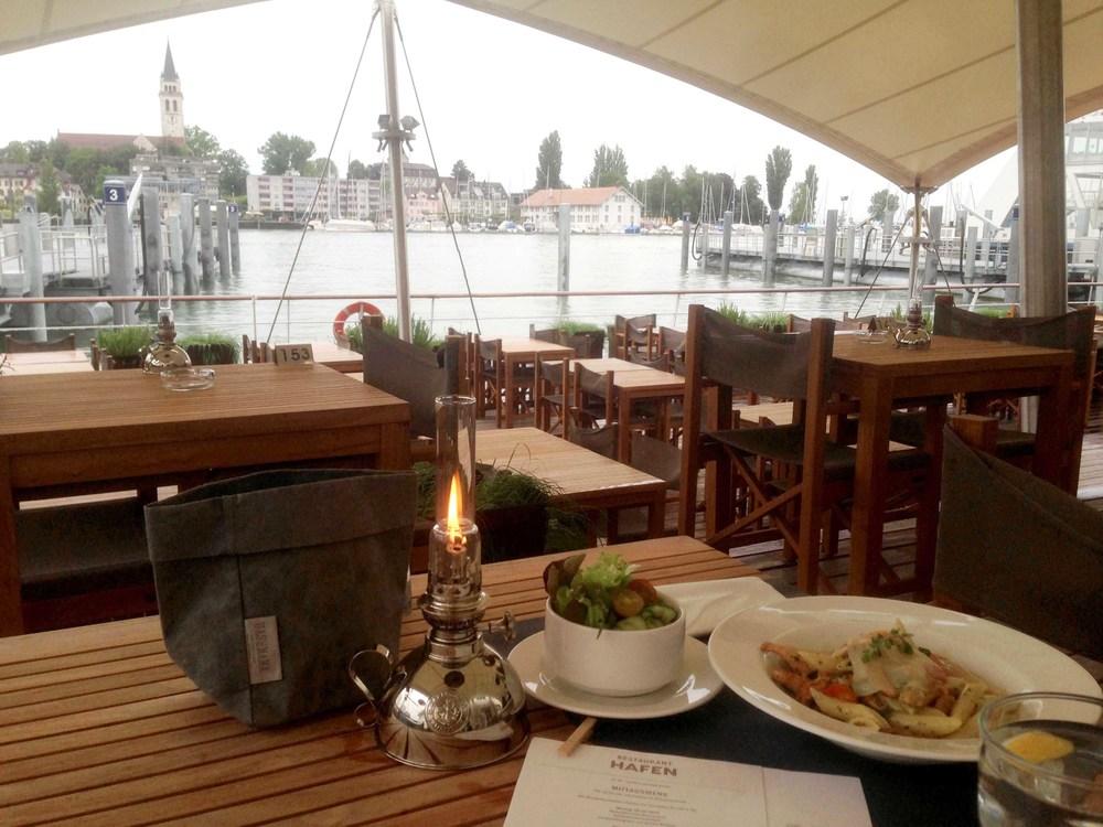 Restaurant Hafen, Romanshorn