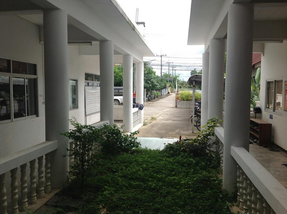 Het kantoor van ZOA in Mae Sot, Thailand