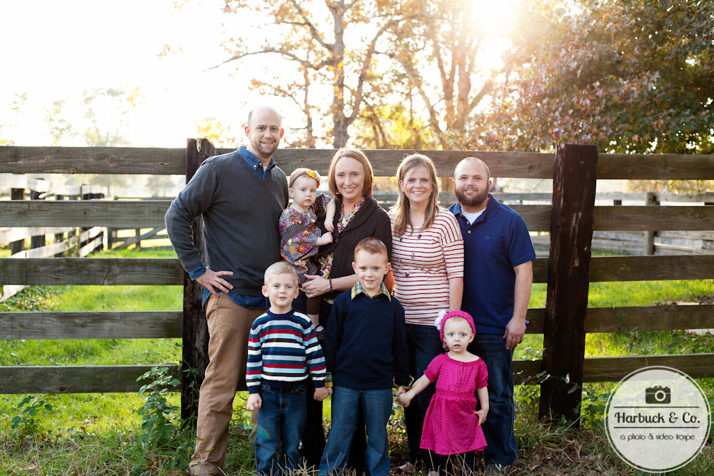 Harbuck & Co. - Family Photography